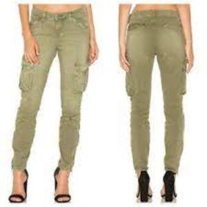 L'AGENCE Montgomery Skinny Cargo Pants size 31